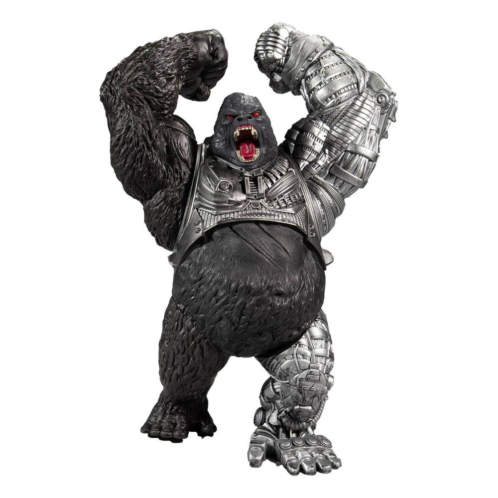 RAW 10 Action Figure: CY-GOR by McFarlane Toys