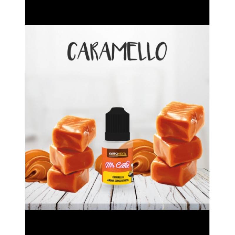 Aroma SvapoNext Mr Cake CARAMELLO 10ml