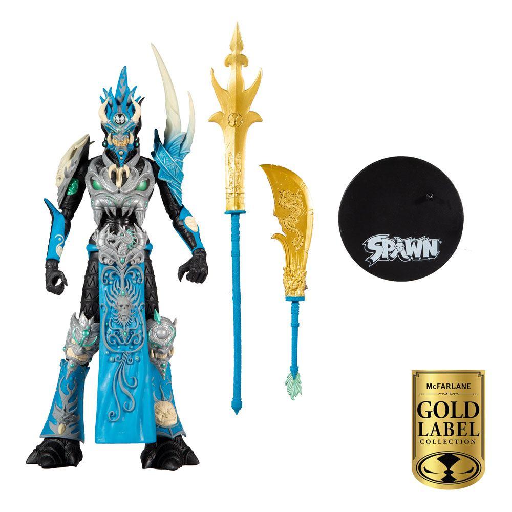Spawn: MANDARIN SPAWN (Gold Label Series) by McFarlane Toys