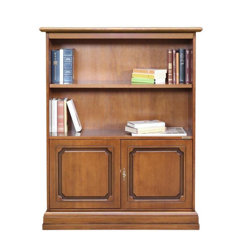 Wooden bookcase 'Midi Jolly'