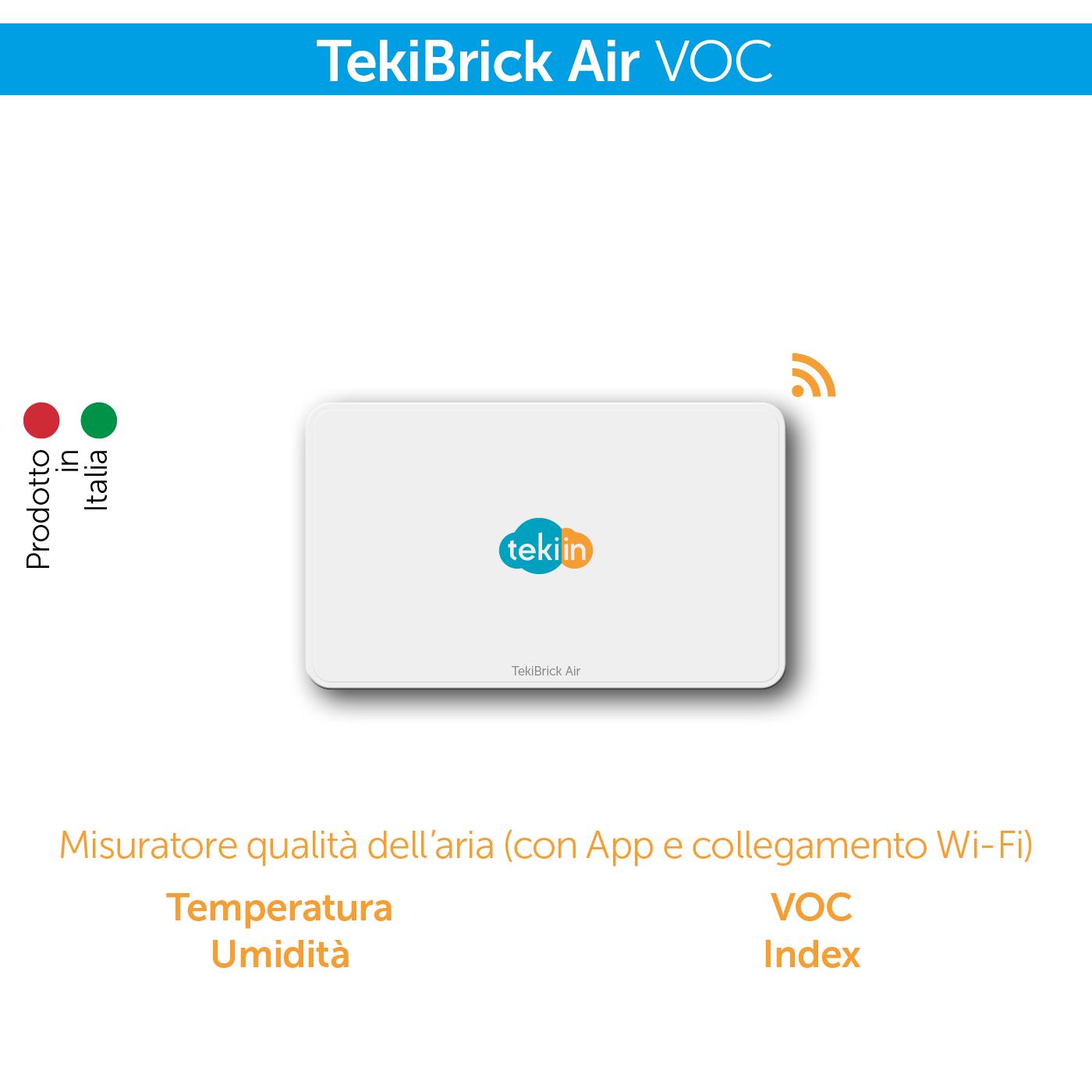 TekiBrick Air VOC