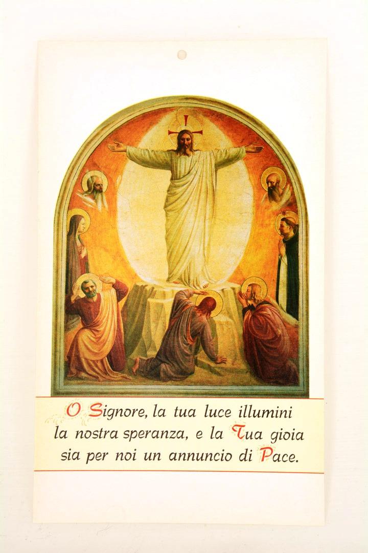 Cartoncino benedizione case art 29