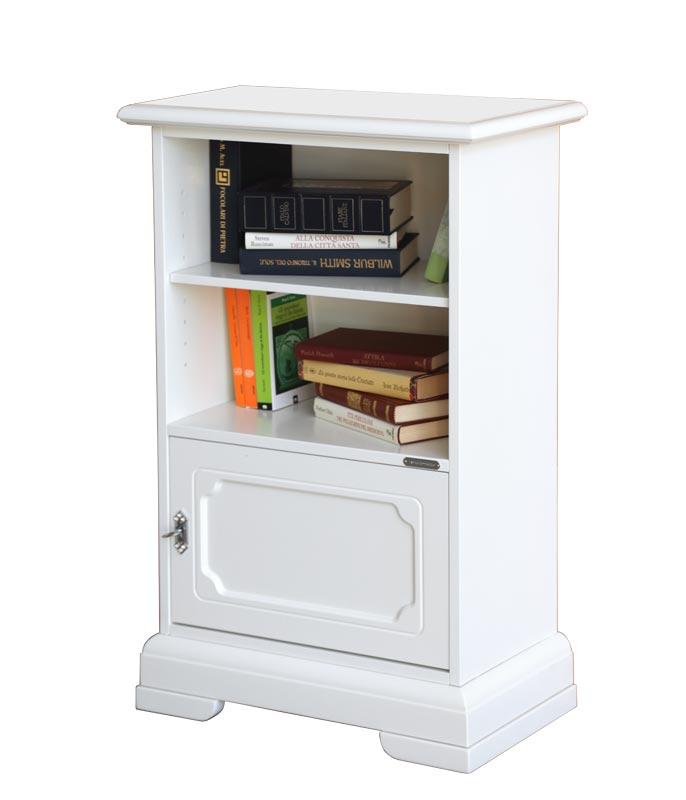 Petit meuble/bibliothèque de rangement polyvalent