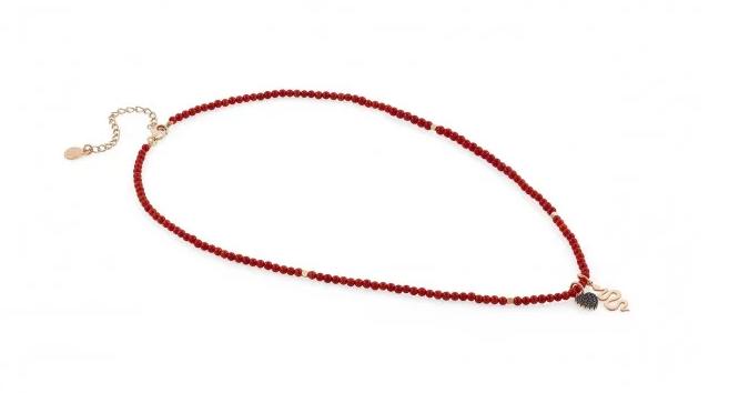 Collana Nomination Antibes con Serpente