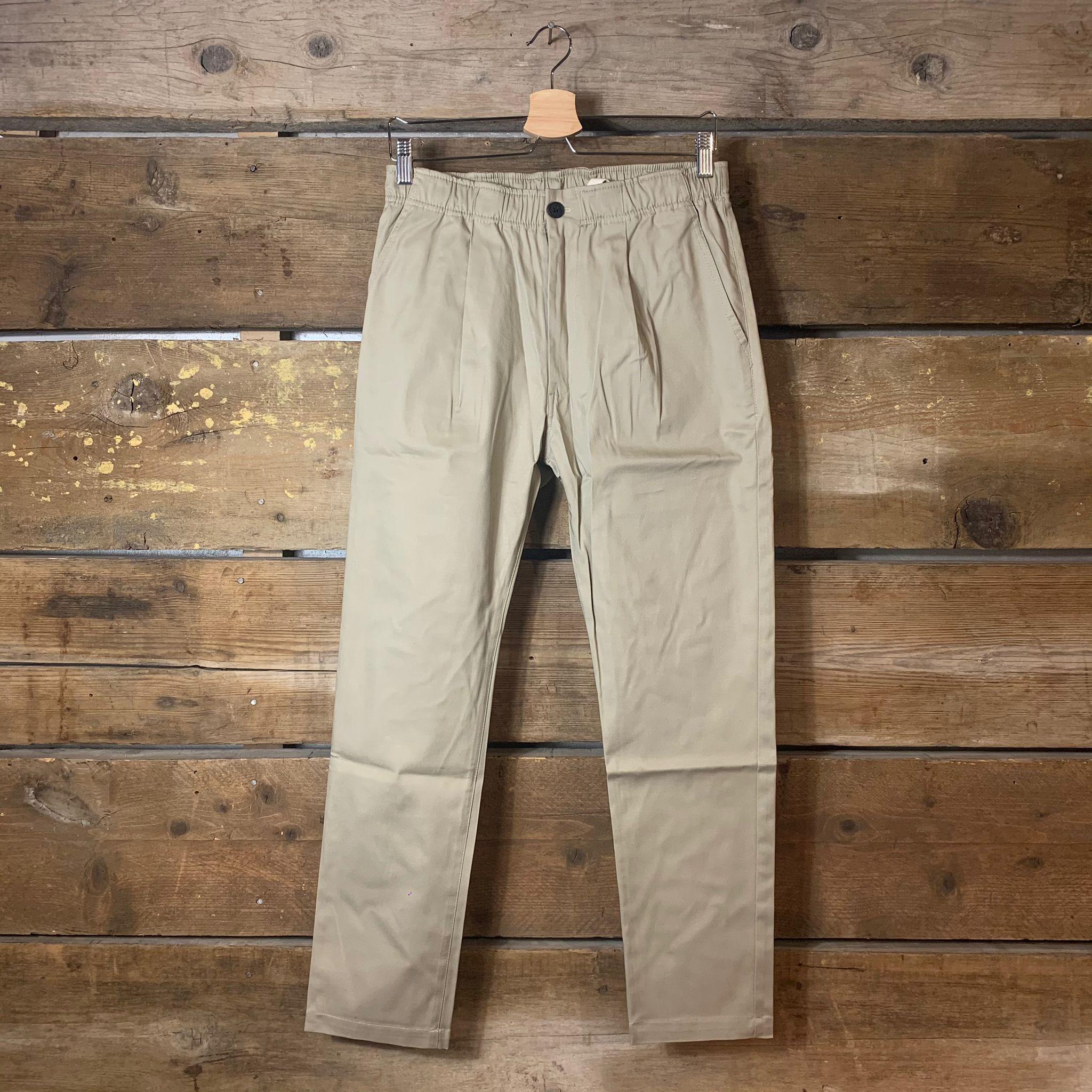 Pantalone Bakery Supply Lowan Nukus Beige