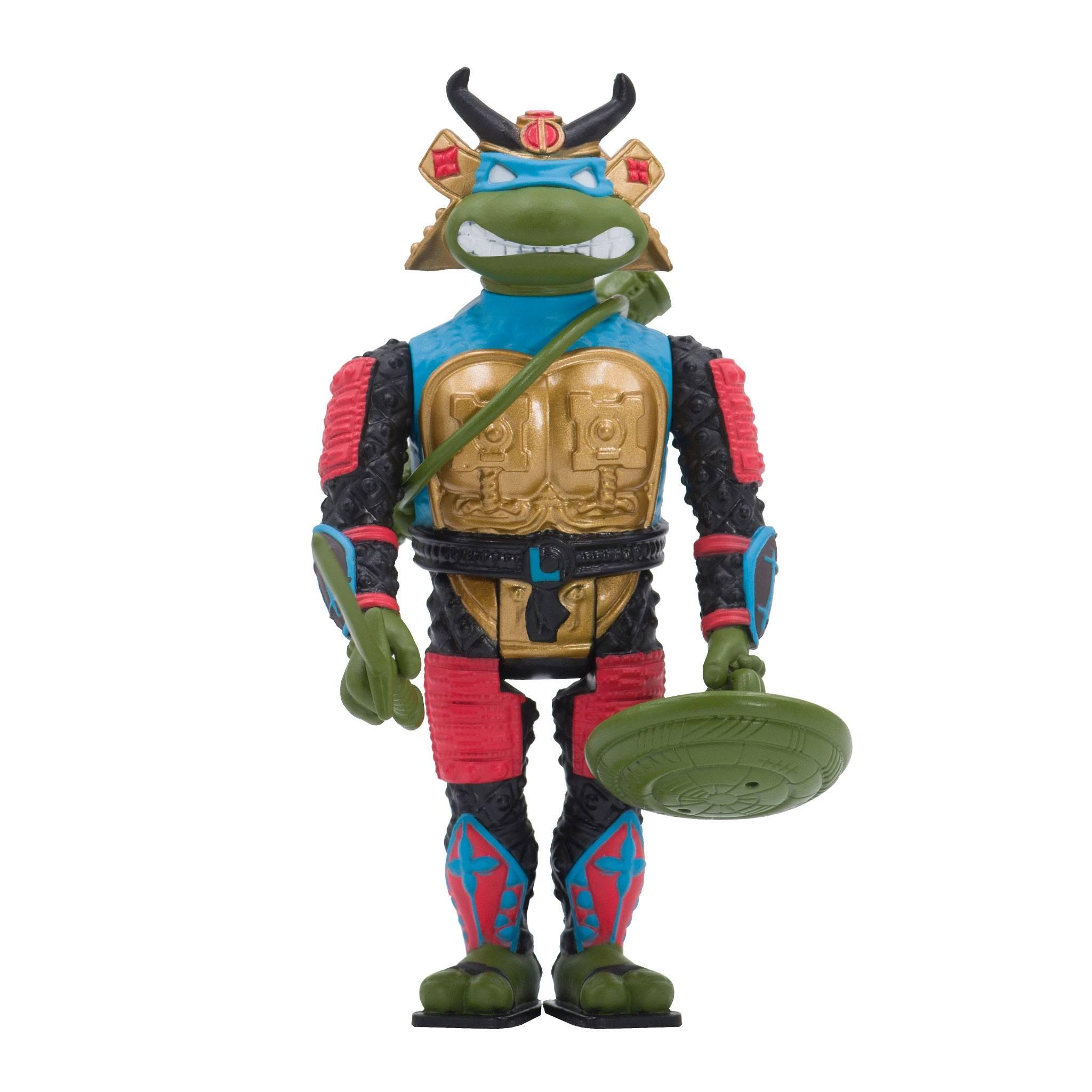 *PREORDER* Teenage Mutant Ninja Turtles ReAction: SAMURAI LEONARDO by Super7
