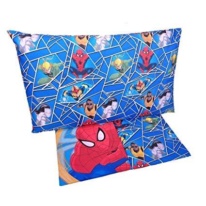 Lenzuola per letto singolo SPIDERMAN