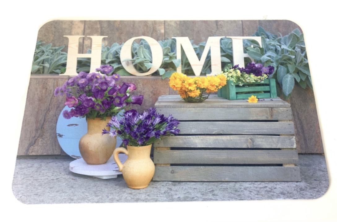 Zerbino home floreale