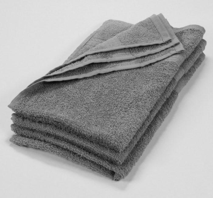 Asciugamani grigie
