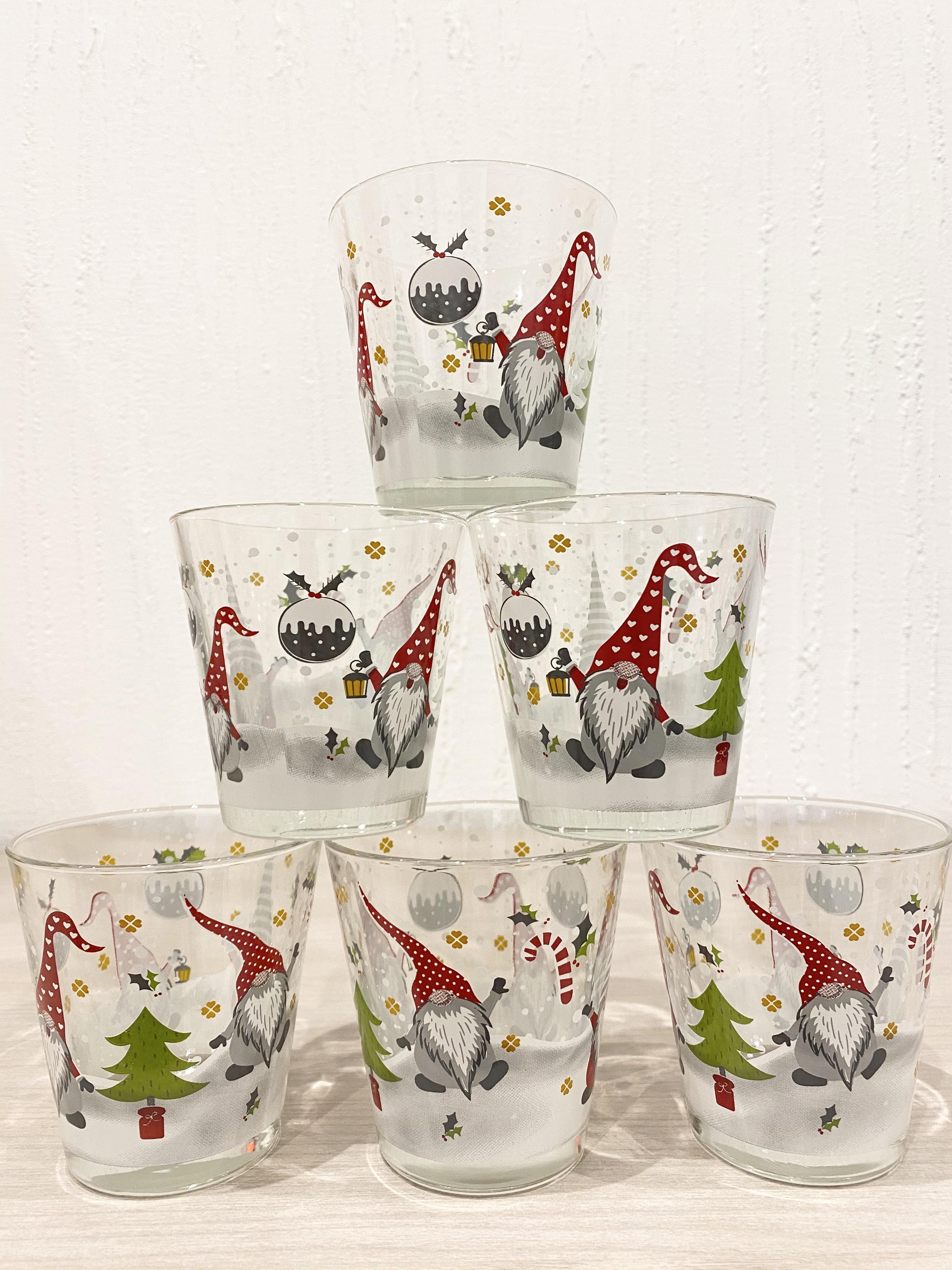 Bicchieri natalizi
