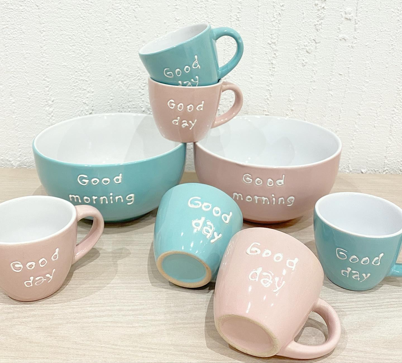 Set colazione in ceramica