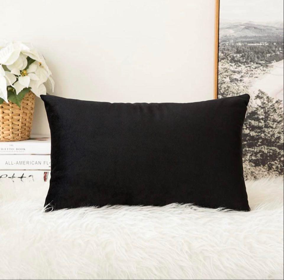 Cuscino in velluto