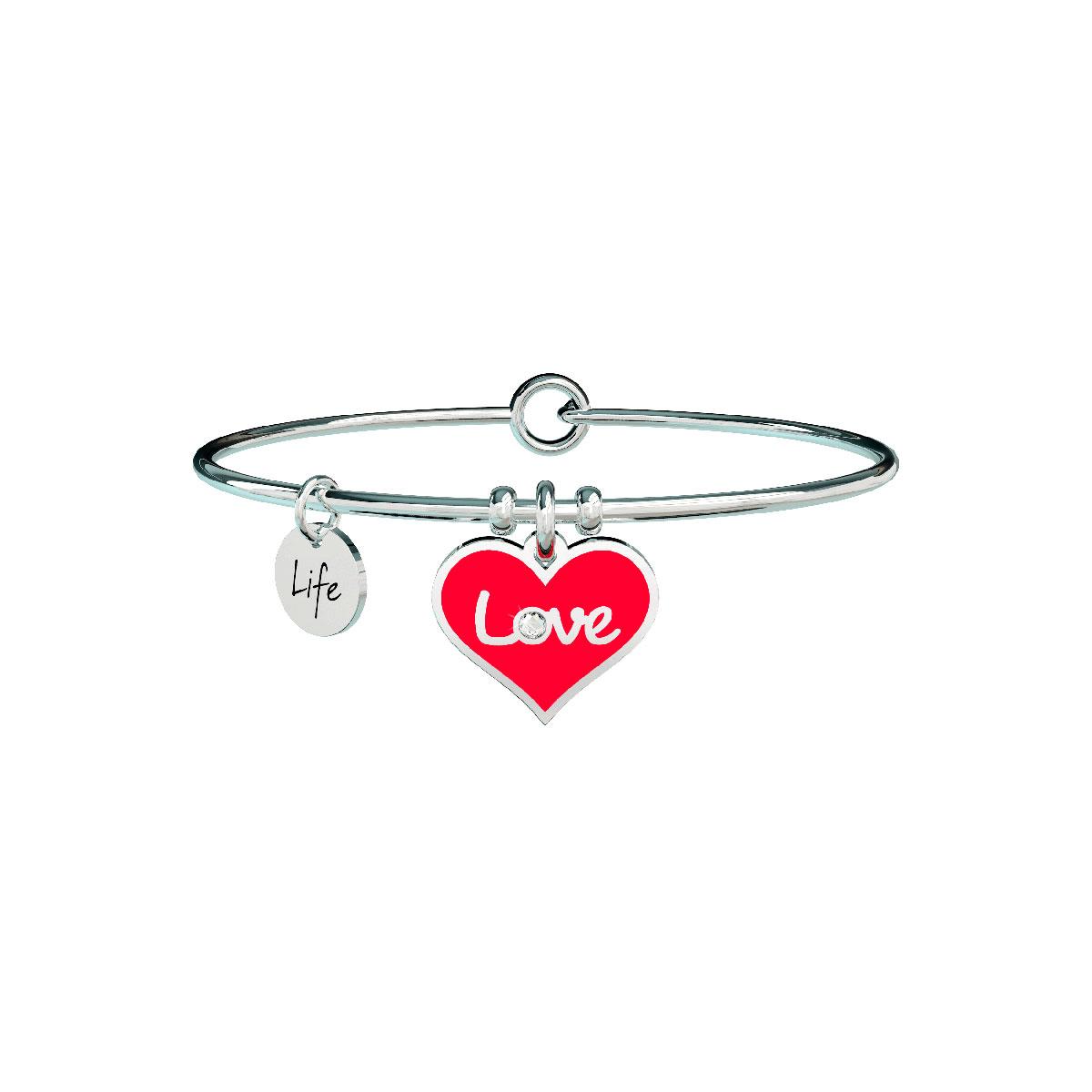 Kidult bracciale Love donna