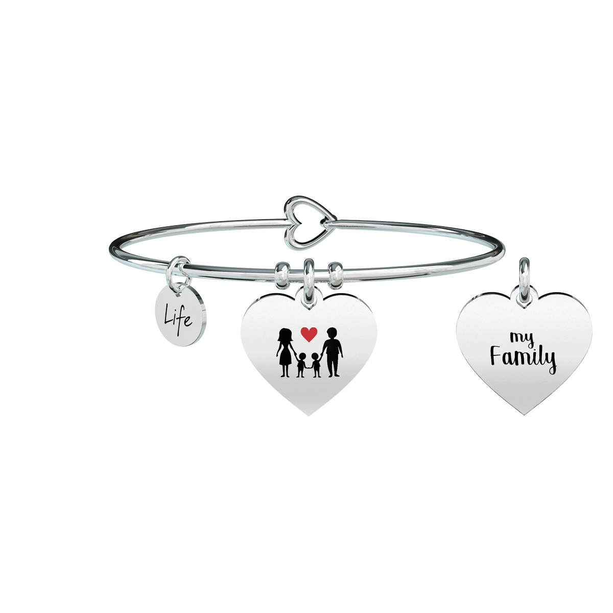 Kidult bracciale Family donna