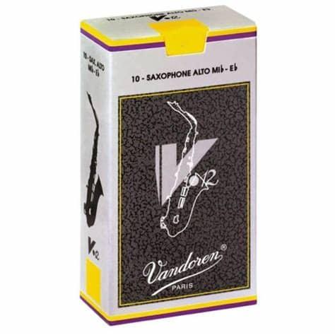 VANDOREN ANCIA V12 SAX ALTO 3 1/2