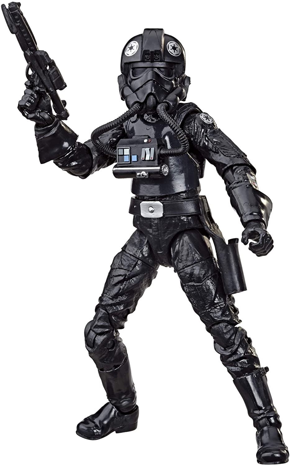 Star Wars: Black Series (Classic Box) IMPERIAL TIE FIGHTER PILOT Empire Strike Back40th Anniversary by Hasbro