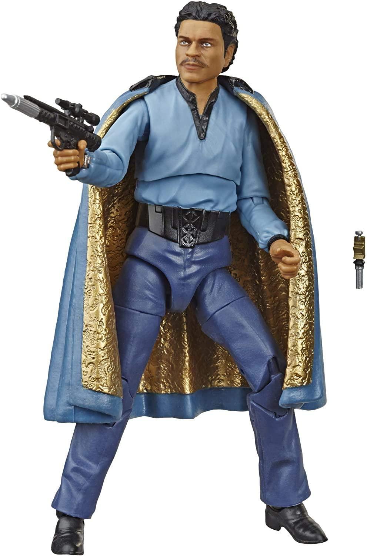 Star Wars: Black Series (Classic Box) LANDO CALRISSIAN Empire Strike Back40th Anniversary by Hasbro