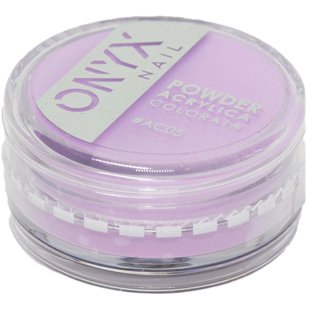 Polvere Acrilica Colorata OnyxNail -  Unix Color Powder Lavanda