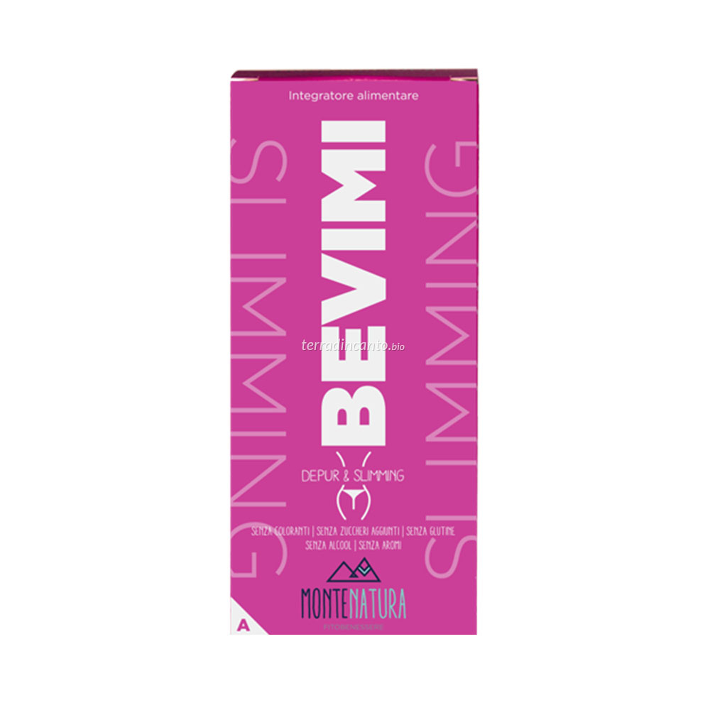Bevimi Depur e Slimming Montenatura 300 ml