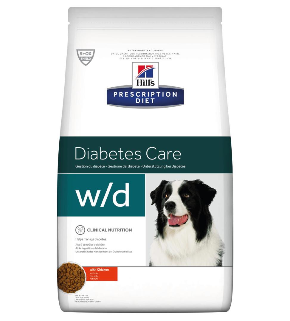 Hill's - Prescription Diet Canine - w/d - 1,5kg