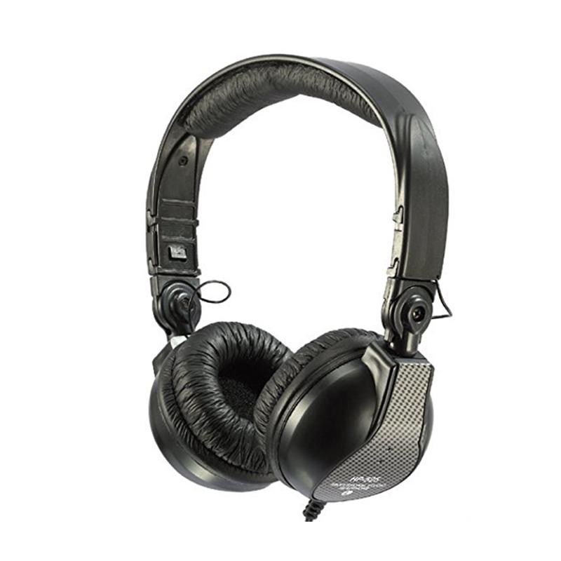 JTS CUFFIA STUDIO HP-525 BLACK