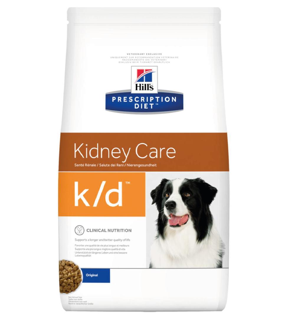 Hill's - Prescription Diet Canine - k/d - 12 kg