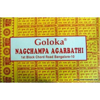 CHAMPA GOLOKA CONOS-106-193 INCIENSO CHAMPA GOLOKA CONOS