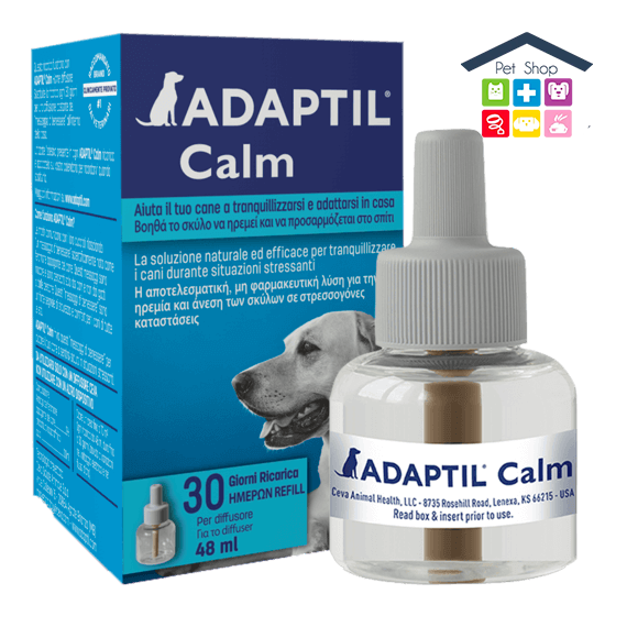 ADAPTIL | Calm Home Ricarica 48 ml per Cani