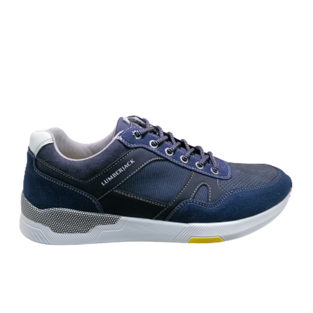 Sneakers Uomo Lumberjack SM86412-006 Z42 CC001  -10