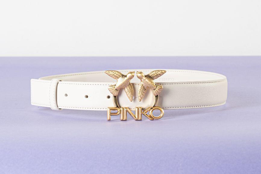 Cintura Logo Pinko Love SS21