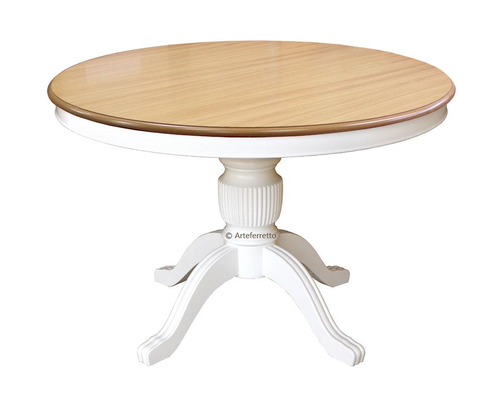 Table 'Stub' prolongeable avec dessus bois naturel