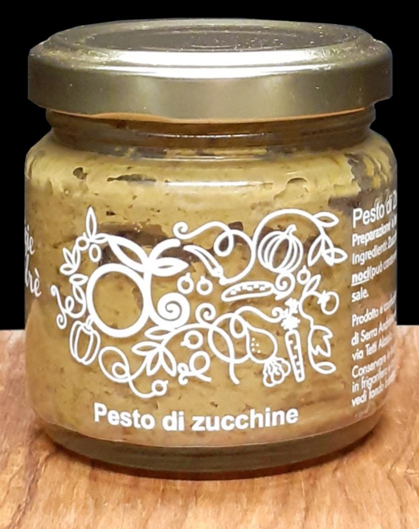 Pesto di Zucchini