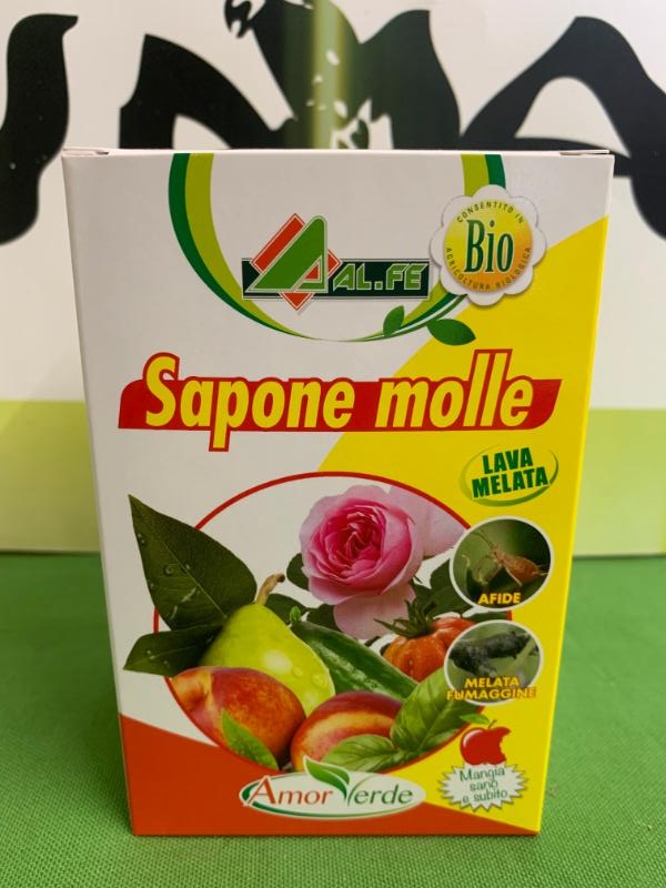 SAPONE MOLLE 250ml