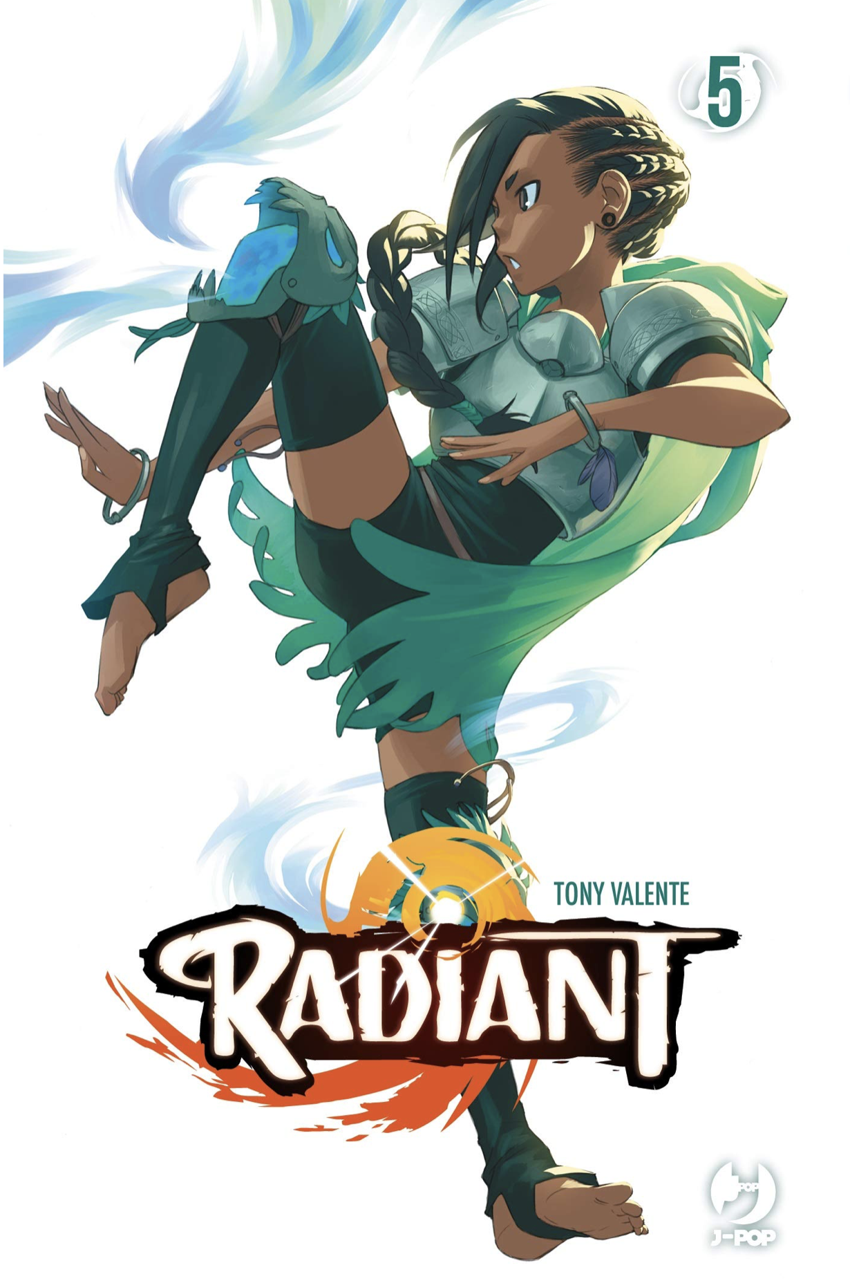Radiant pack 2° arco narrativo vol 5-10