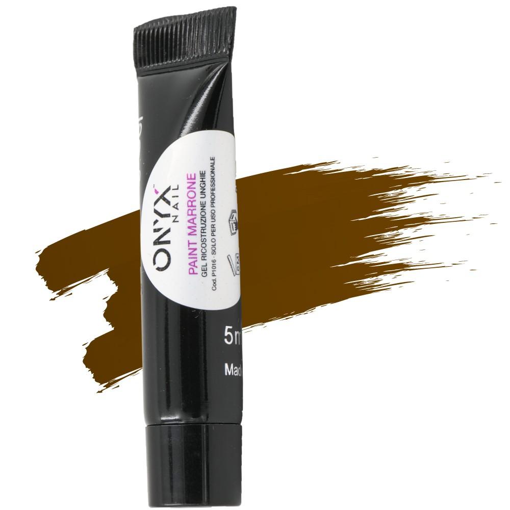 Gel Uv Paint Marrone 5 ml
