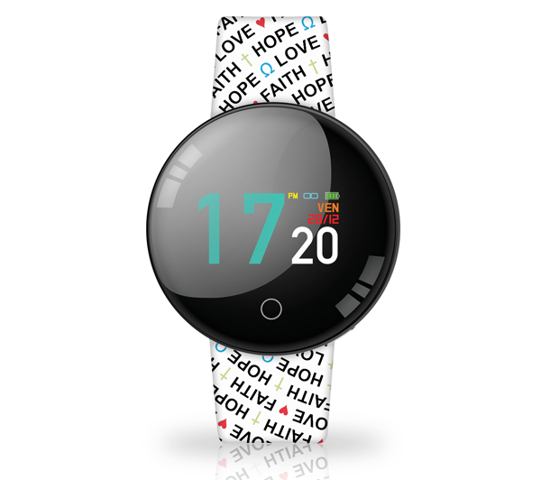 TECHMADE Smartwatch Joy Collection - Bianco