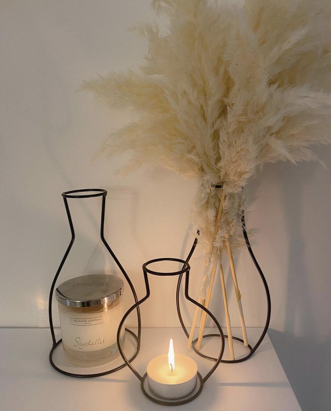 Vasi decorativi minimal