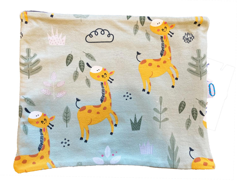 Giraffe paracollo in cotone
