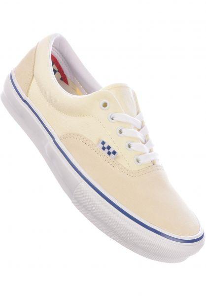 Vans Skate Authentic Off White Pop Cush