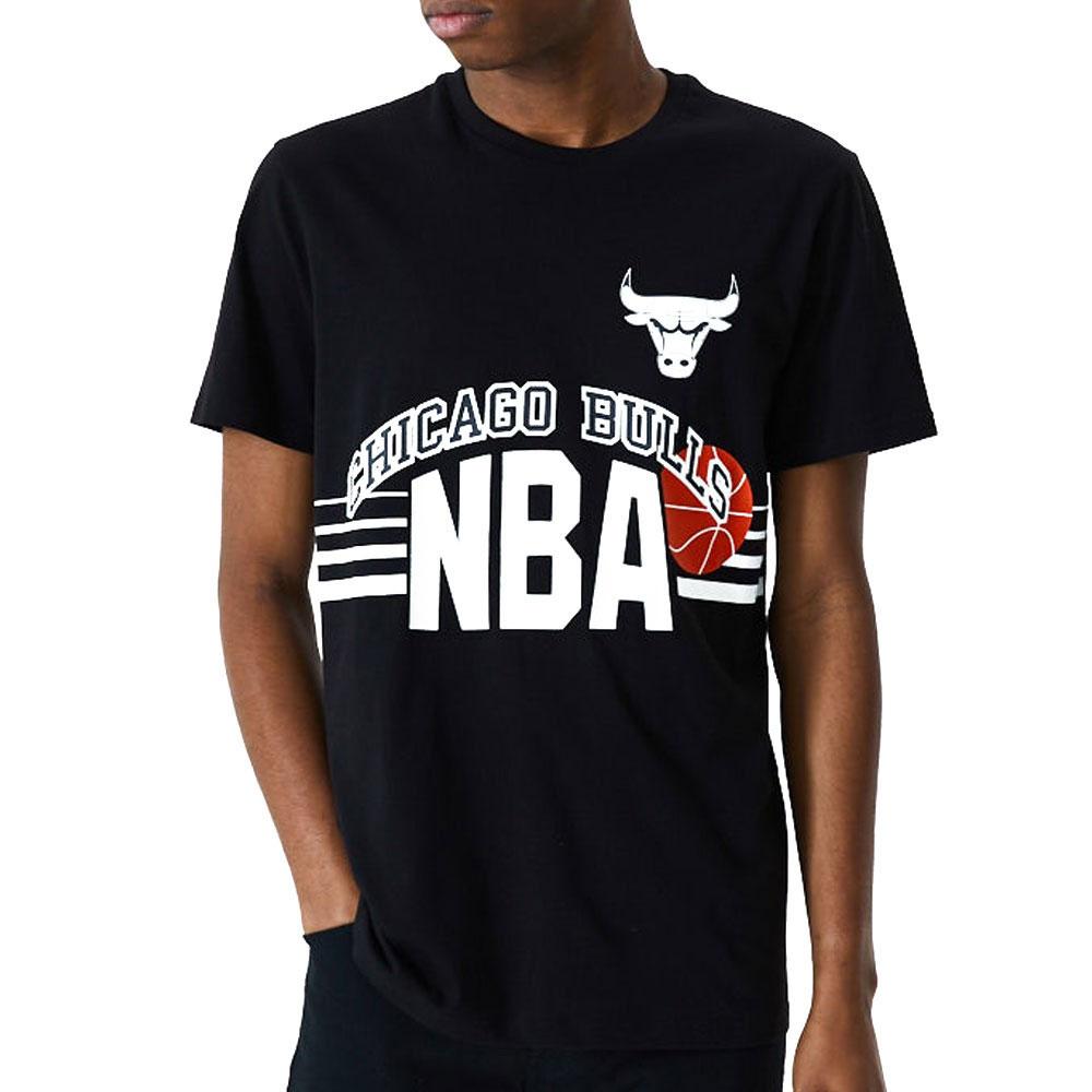 New Era T-Shirt Chicago Bulls da Uomo
