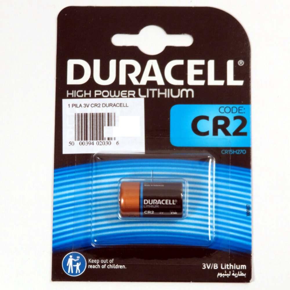 Pila da 3v cr2 Duracell