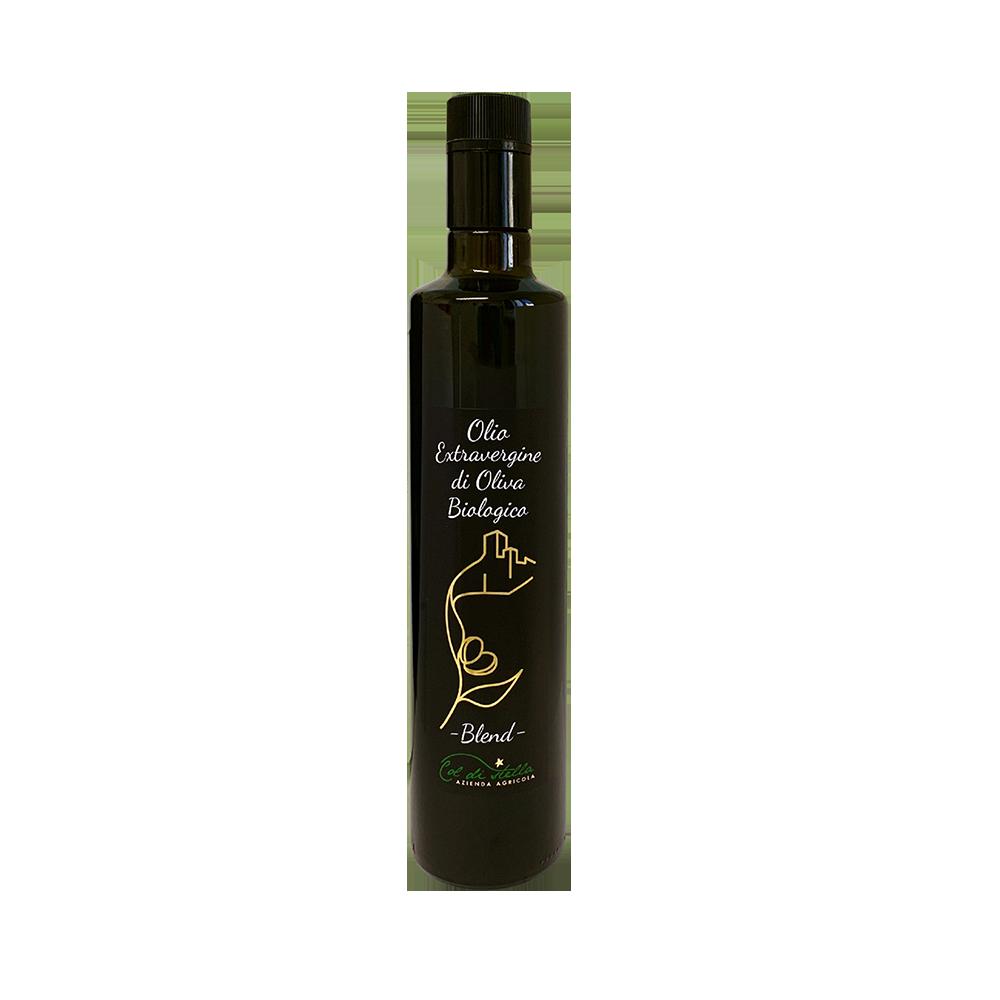 Olio Evo Biologico – Blend – 0,50l