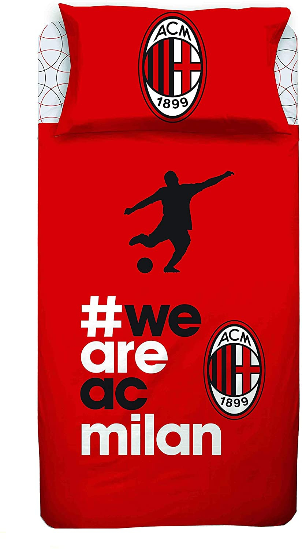 Lenzuola Milan 1 piazza 100% cotone