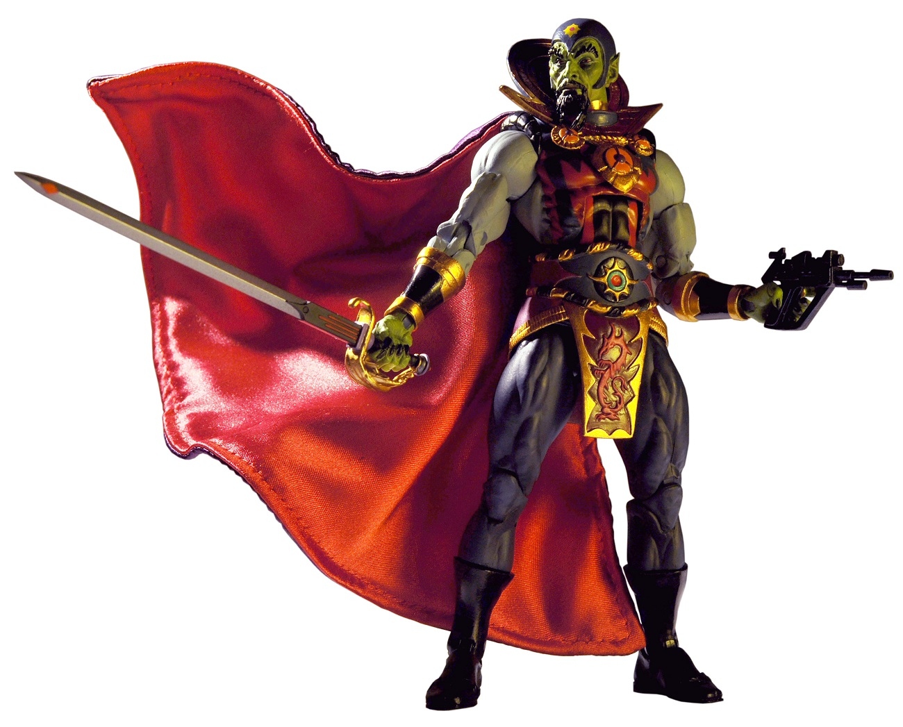 *PREORDER* Defenders oh the Earth: MING LO SPIETATO by Neca