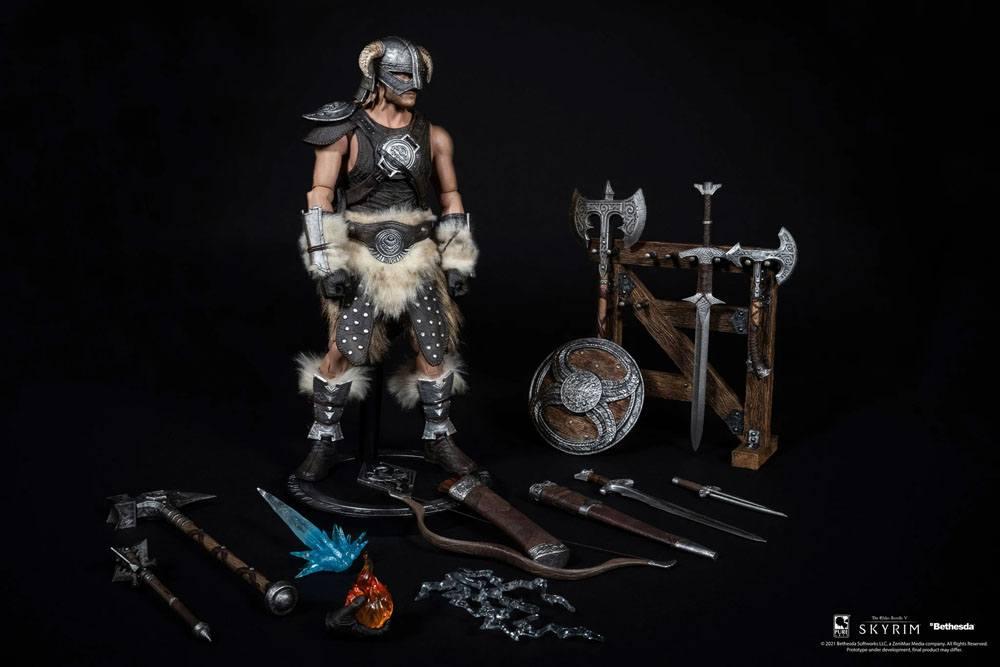 *PREORDER* The Elder Scrolls V Skyrim: DRAGONBORN DELUXE EDITION 1/6 by Pure Arts