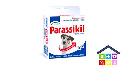 Formevet   Parassikil - Collare Cane Antiparassitario (Lunghezza 48 cm)