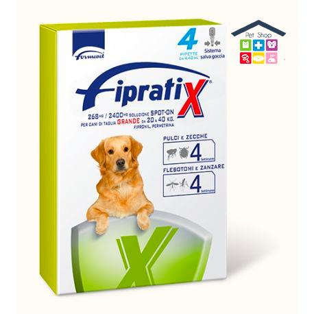 Formevet | Cane | FIPRATIX SPOT ON - TAGLIA GRANDE 20-40kg / 268 Mg