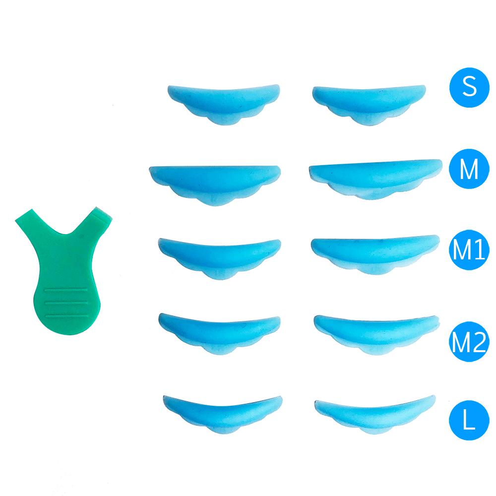 Almohadillas mixtas para Laminación - Azul Claro