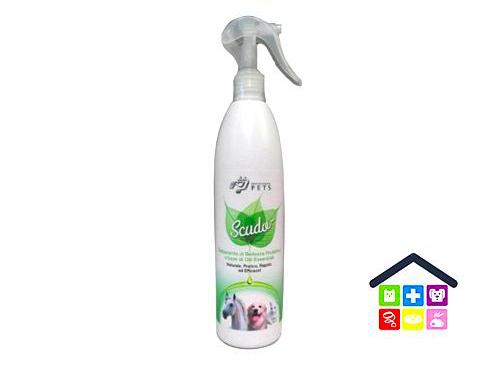 PROFESSIONAL PETS | Scudo Repellente / Olio di Neem - 500 ML