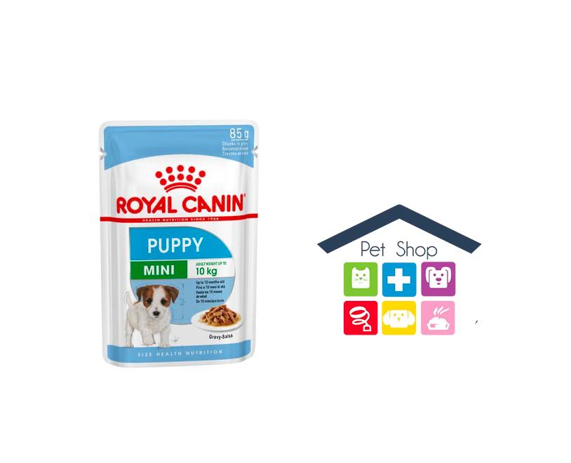 Royal Canin Cane | Linea Size HN | MINI PUPPY 85g Bustina